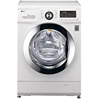 LG FH4U2VCN2 9kg 1400RPM Washing Machine (White/Silver)
