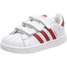release date: 5370e c3608 adidas Superstar CF I, Zapatillas de Gimnasia Unisex para Niños