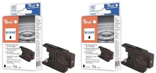 Preisvergleich Produktbild Peach Tintenpatronen kompatibel zu C525/526