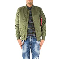 Alpha Industries Uomo Giacca invernale MA-1 VF 59 Long 1721663245c
