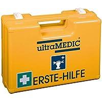 """Erste-Hilfe-Koffer für den Einsatz in Werkstätten, Ateliers, Studios... Farbe blau-weiß ultraBox """"Sector Werkstätten... preisvergleich bei billige-tabletten.eu"""