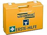 Erste-Hilfe-Koffer für den Einsatz in Werkstätten, Ateliers, Studios... Farbe gelb ultraBox