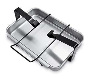 Weber 7515 catch pan et porte-stylos