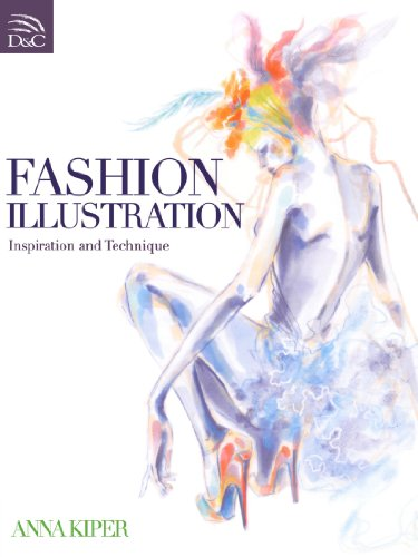 Fashion Illustration: Inspiration and Technique por Anna Kiper