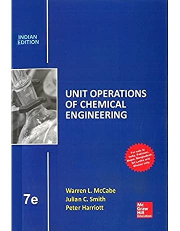 Chemical Engineering Textbooks Online In India Buy