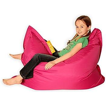 kids baz bag pink beanbag chair indoor u0026 outdoor kids bean bags by bean bag