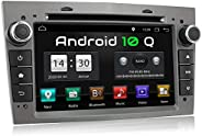 XOMAX XM-D03LA Autoradio mit Android 10 passend für Opel Corsa, Astra, Vectra, Zafira etc. I 2 GB RAM, 32 GB R