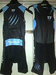 Tiger Tri triathlon Enfants (XXX-Petit)