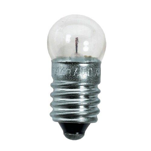 Prophete Rücklicht-Glühlampen, 6 V / 0,6 W, 2 Stück, schwarz, L