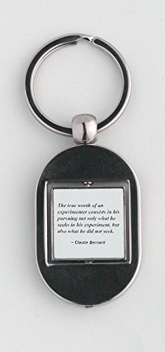 key-ring-with-the-true-worth-of-an-experimenter-consists-in-his-pursuing-not-only-what-he-seeks-in-h
