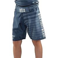 BOA Jogo no Chão Grey fightshort Short de Combat niño, Color Gris, tamaño FR : XS (Taille Fabricant : 8Y)