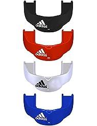 Adidas - Pro single m blanc - Protège dents