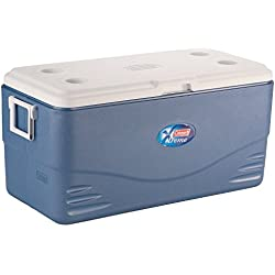 Coleman 100QT Kühlbox Xtreme, eisblau/weiß, 90,8 Liter