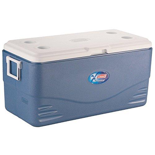 Coleman 100QT Kühlbox Xtreme, 90,8 l, eisblau/weiß -