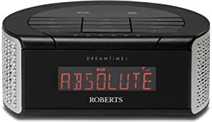 Roberts Radio Dreamtime2 DAB/FM Clock Radio