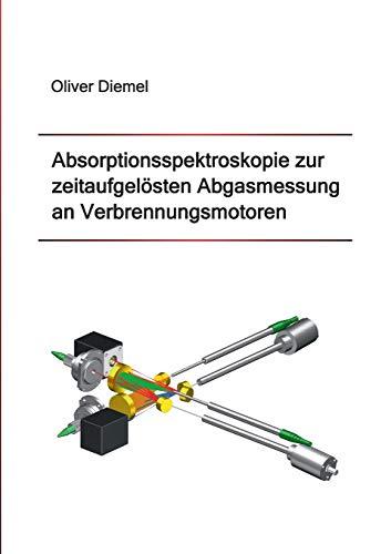 Absorptionsspektroskopie zur zeitaufgelösten Abgasmessung an Verbrennungsmotoren