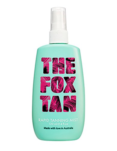 The Fox Tan Rapid Tanning Mist 120ml