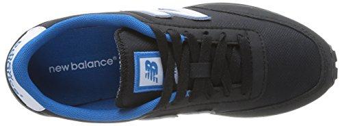 New Balance 410 Unisex-Erwachsene Sneakers Schwarz - Noir (Mnwb Black)