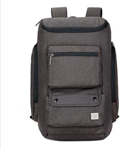 Fen spalla opaca impermeabile in nylon borsa Business coreano zaino zaino zaino computer (blu, rosso, grigio) grigio grigio | Buon design  | Non così costoso  887ba2