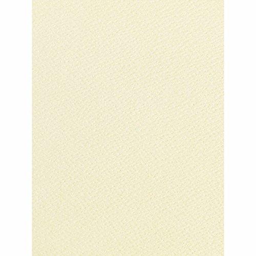 50fogli di carta ruvida color avorio, 120gsm, formato A4, adatta per stampanti laser e a getto d'inchiostro