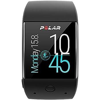 Polar 90061186 Smartwatch M600, schwarz, M/L: Amazon.de