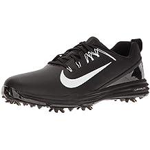 online store 23d6d 867b6 Nike Lunar Command 2 (w), Scarpe da Golf Uomo, Nero (Negro