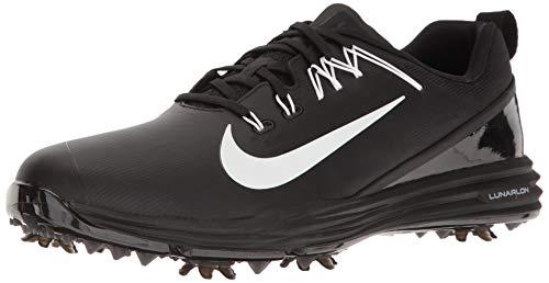 Nike Herren Lunar Command 2 (w) Golfschuhe, Schwarz (Negro 002), 45 EU