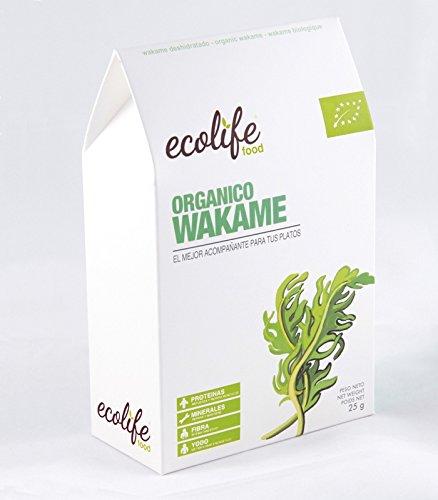 Alga Wakame 25gr. - 25 gr.