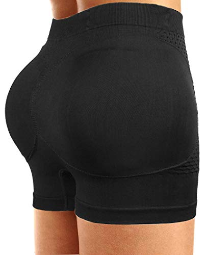 CeesyJuly Donna Mutande Imbottite Boxer Slip Lingerie Intimo Pantys Underpants Fitness Slip Pantaloncini Modellanti
