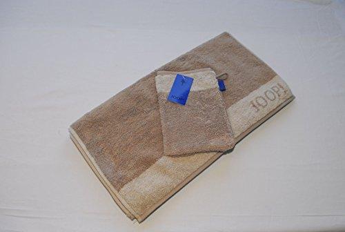 duschtuch joop Joop! Duschtuch Breeze Doubleface 1648 | 37 Stone - 80 x 150