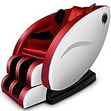 Electric Full Body Massage Chair 4D Zero Gravity 3D Foot Shiatsu Lower Back