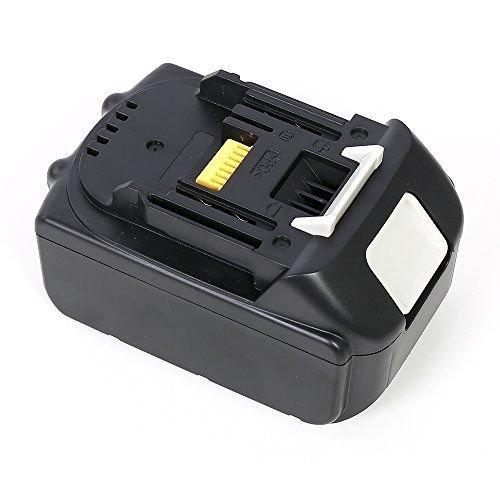 Preisvergleich Produktbild FUZADEL® 4.0Ah Akku für Makita 18v BL1840 196399-0 BL1830 Lithium-Ionen Akku für Makita DHR202Z DTM50Z DTM51Z DGA452Z DTD152Z DJR185Z Akku-Vier-V-Werkzeuge