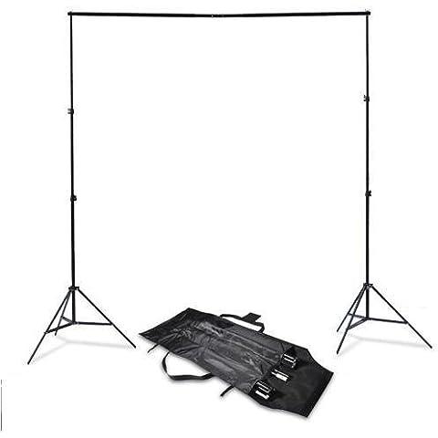 Lightfox - Soporte para fondo de estudio fotográfico