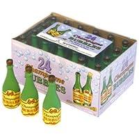Box of 24 fun Champagne Bubbles