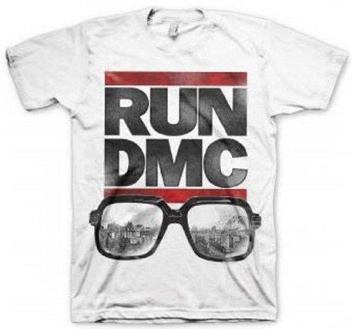 Run DMC Glasses T-Shirt