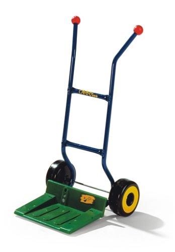 Preisvergleich Produktbild Rolly Toys 409075 rollyCarry | Metall Sackkarre 33 x 36 x 64 cm | ab 2,5 Jahren | Farbe rot/grün  | TÜV/GS geprüft