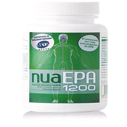 Epa 30 cápsulas de 1200 mg de Nua