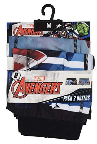 Marvel Avengers Herren Set 2 Unterhose