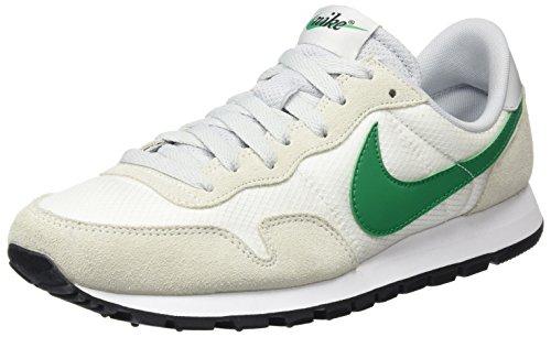 Nike Herren Air Pegasus '83 Men's Laufschuhe, Weiß (White/Stadium Green-Pure Platinum), 43 EU
