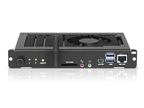 NEC OPS-Sky-i5v-s4 128 W7e B OPS Slot-in PC Processor Intel Skylake 6th gen. Core i5 6440EQ 6M Cache 4X 2.7 Ghz - Nec Ops Pc