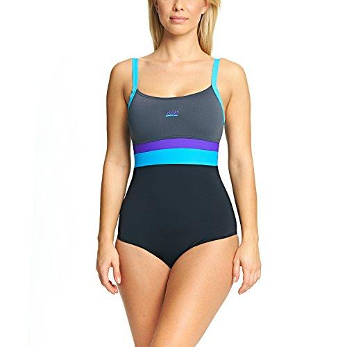 Zoggs Women's St Kilda Scoop Crossback Swimming Costume