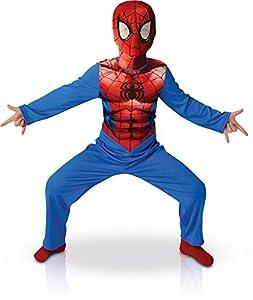 Marvel-i-620685m-Kit de Disfraz Spider-Man Ultimate-Talla M