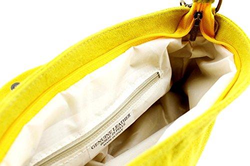 MODELISA, Borsa a tracolla donna giallo
