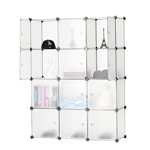 12 cubos almacenamiento organizador cubos almacenamiento