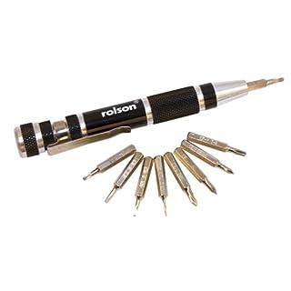 Rolson 28226 9-in-1 Precision Screwdriver