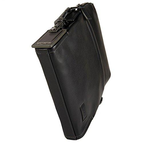 Tumi - Sacoche porté croisé Glendale taille 26.5 cm noir