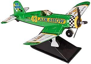 Richmond Toys 111183 Airshow Player 43, Color Verde y Blanco