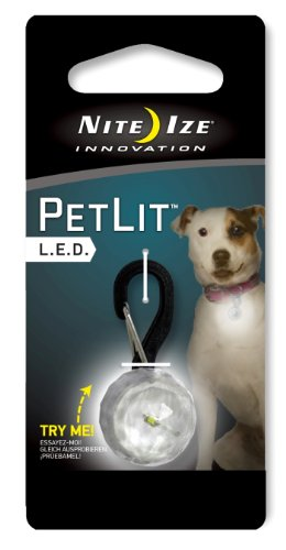 Nite Ize PCL02-03-02JE Petlit, LED-Halsbandlicht
