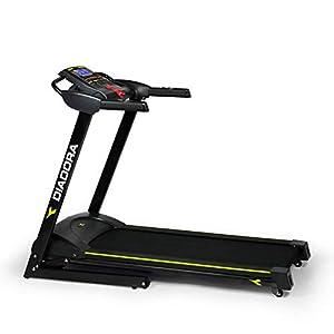 Diadora Fitness Edge Dark 2Hp Tapis Roulant, 16 km/h 11 spesavip