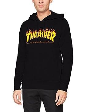 THRASHER TRUFLP05754, Felpa Uomo